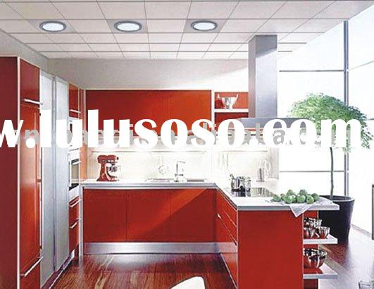 elegant houses kitchen pvc decorative ceiling tiles