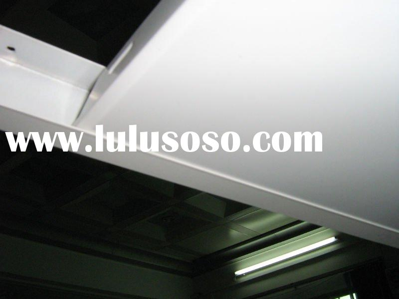 light building ceiling tile clip in system