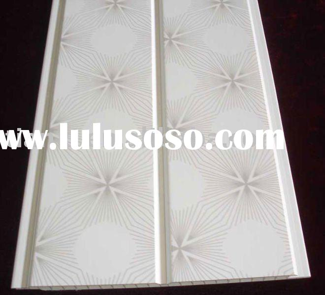 new design pvc ceiling & wall panels