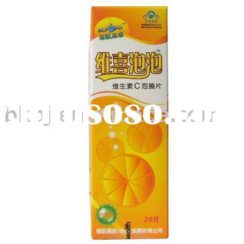 new products for 2011, best selling drink, vitamin c effervescent tablet