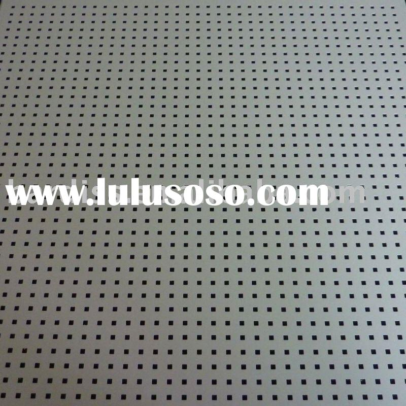 perforated aluminum ceiling tiles