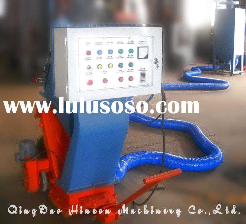 portable shot blasting cleaning machine (QYD400 abrator)