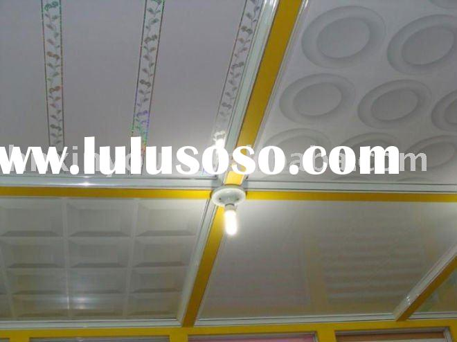 pvc ceiling designs in kitchen