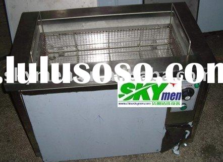 track parts big tank ultrasonic cleaner machine