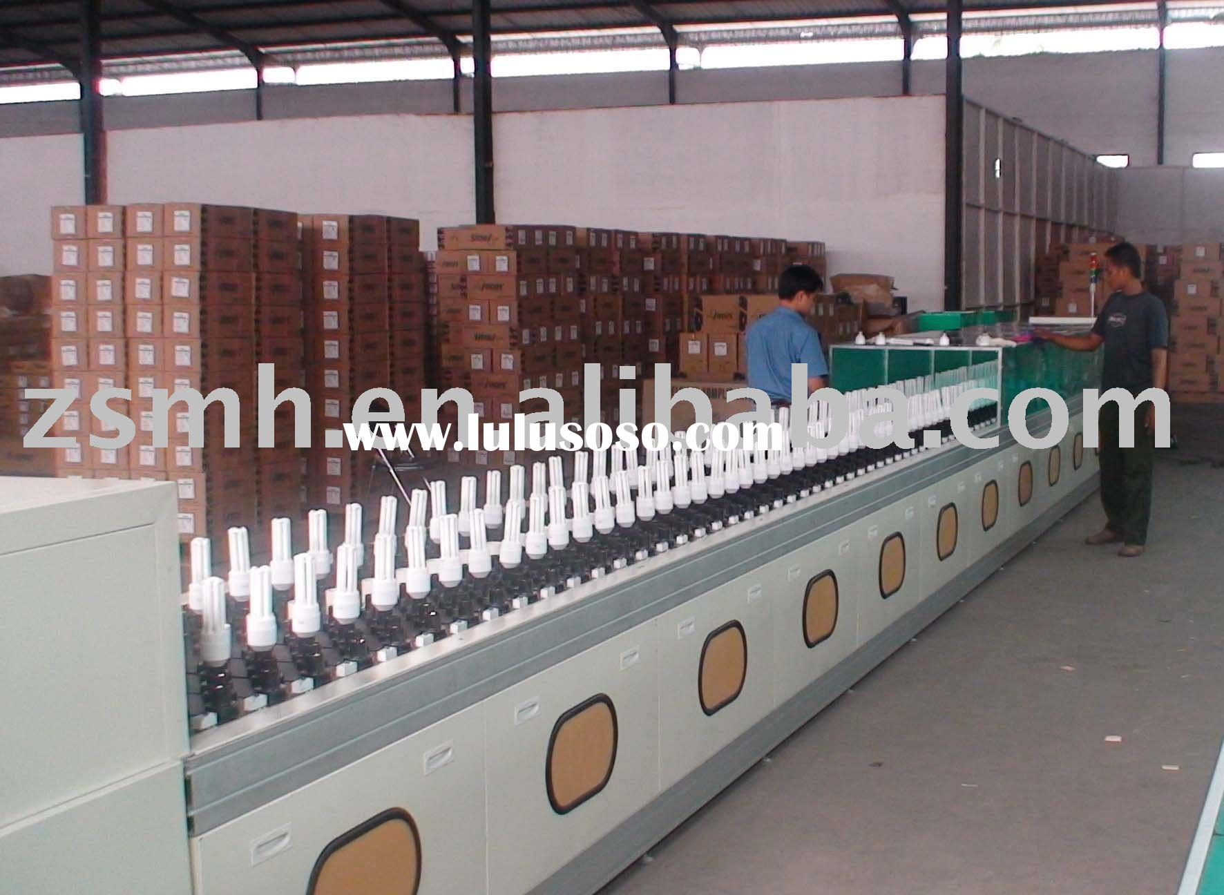 2011 New!! Energy Saving Lamp, CFL aging Line,CFL equipment, High Quality