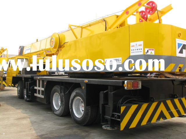 CRANE MOBILE, USED TRUCK CRANE TADANO 55T FOR SELL