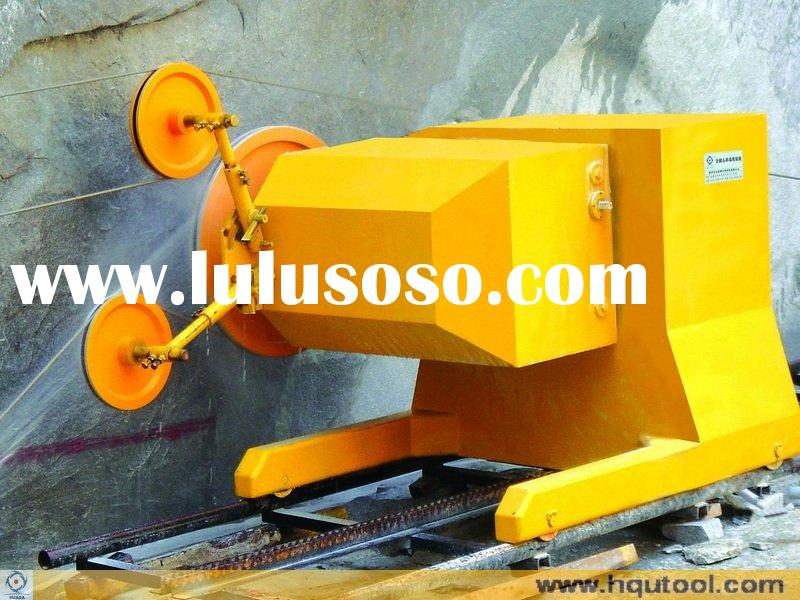 Diamond Wire Saw Machine for Stone Block Quarrying