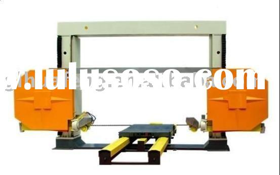 Diamond Wire Saw Machine for profiling