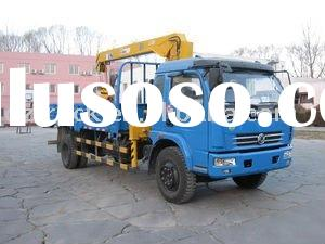 DongFeng Small crane truck for sale