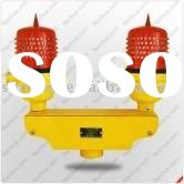 Dual aviation obstruction light/Twin weatherproof aircraft Light/led obstacle light