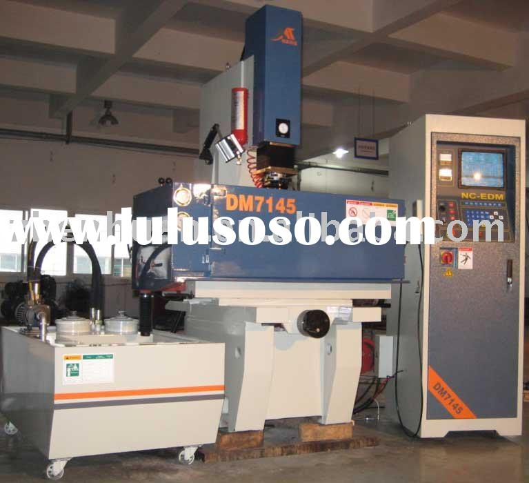 Electrical discharge machine, EDM, edm wire cutting machine