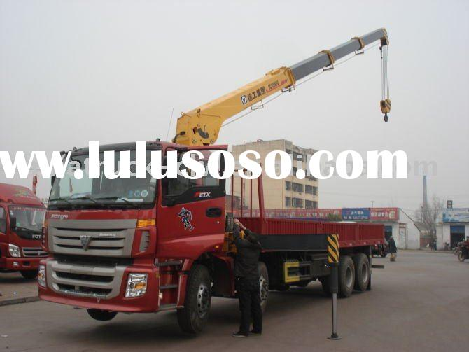 FOTON 10Ton manual hydraulic crane For sale