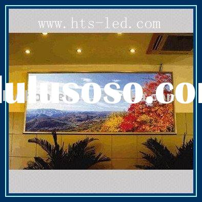 Indoor full color led portable signs