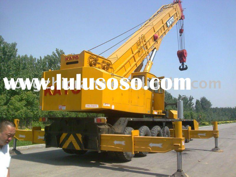 KATO all terrain crane made in Japan