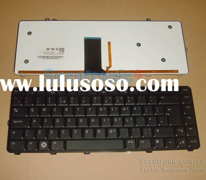 Laptop parts Laptop Keyboard  / Notebook Keyboard for Dell