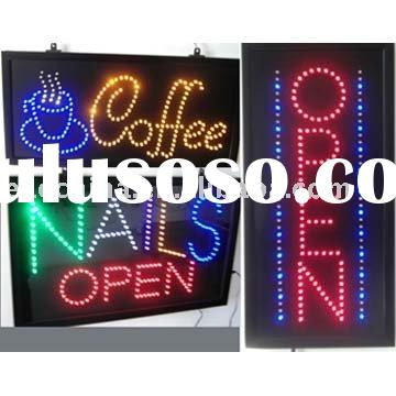 Outdoor Full Color LED Display Sign