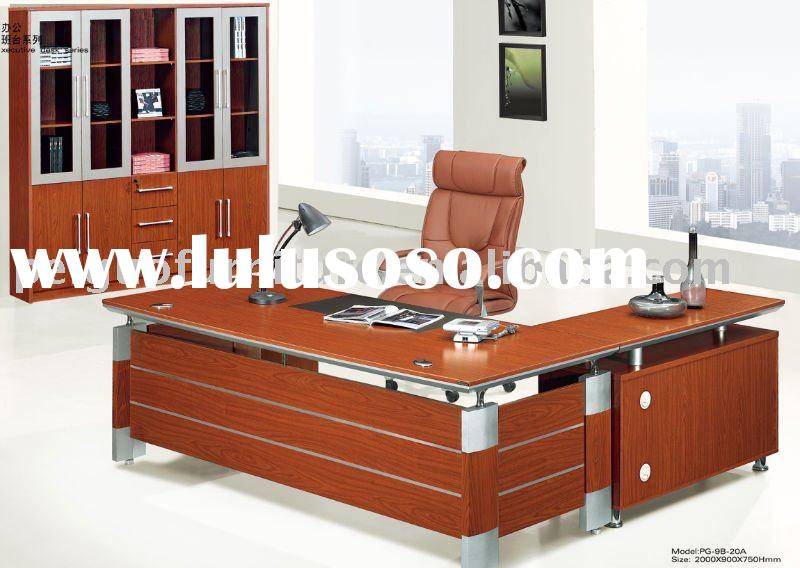 PG-9B-20A red cherry Office desk furniture