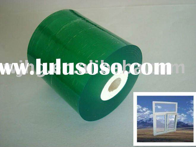 PVC Packaging blue film