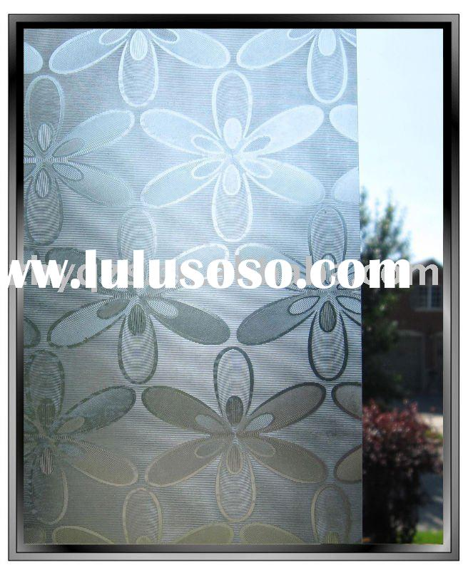 PVC decorative window glass film