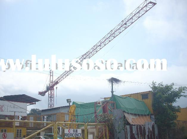 Rental of Tower Crane WolffWK280EC