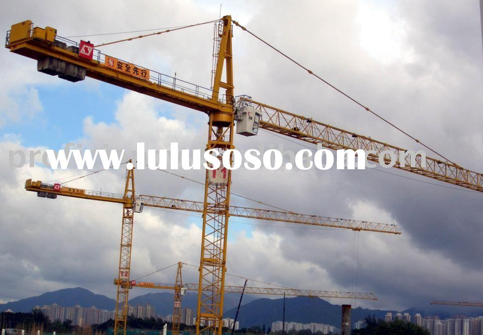 Rental of Tower Crane Wolff 7031SL