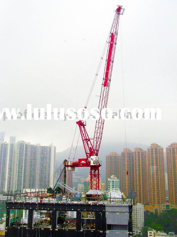 Rental of Tower Crane Wolff Luffing 160B
