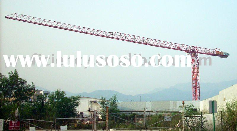 Rental of Tower Crane YongMao STT-293