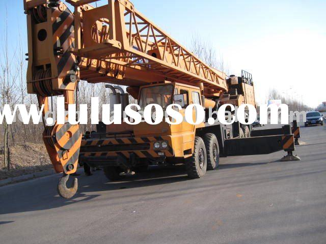 TADANO 160T boom truck cargo crane for sale in a good condition
