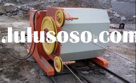 The Diamond Wire Saw Machine for quarry