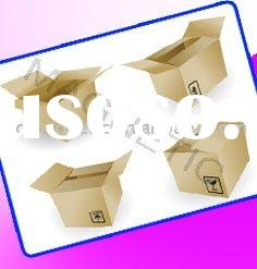color carton printer,paper box,wooden box printing machine CE