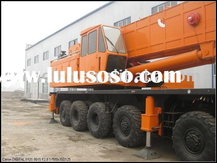 crane 160TON for sale(kato crane lifting machine)