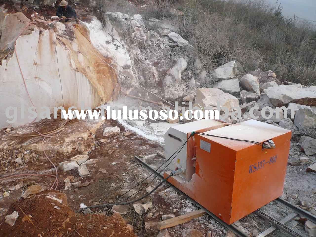 diamond wire saw machine quarry machine
