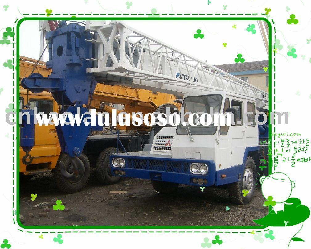 japan second hand tadano 25TON crane for sale(used tadano crane tadano)