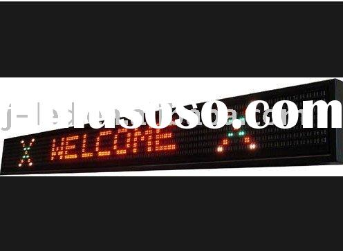 led display boards for buses