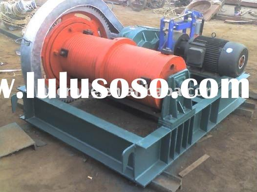 marine construction, mine factory, anchor Electric or hydraulic winch and windlass
