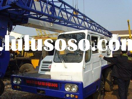 sell low-priced TADANO 25tons (TL-250E)  used tower crane