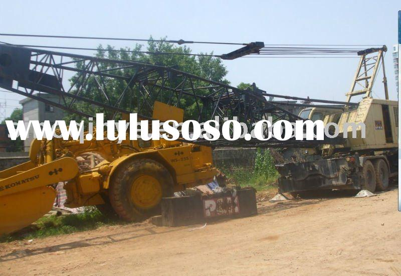 used P&H 790TC 90T lattice boom truck crane P&H truck crane
