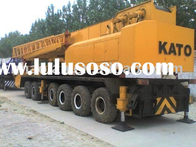used cranes 120Ton for sale(used truck crane kato nk1200 ton used mobile crane)