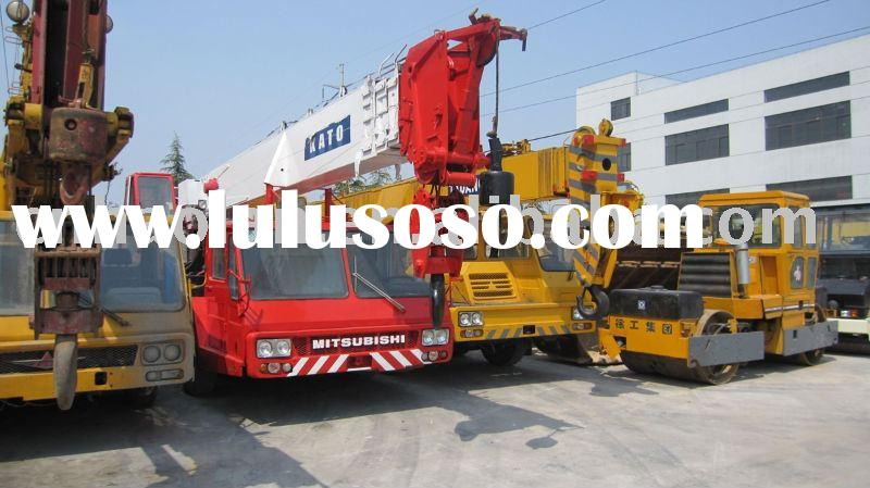 used kato crane 45Ton for sale(rough terrain crane used kato)