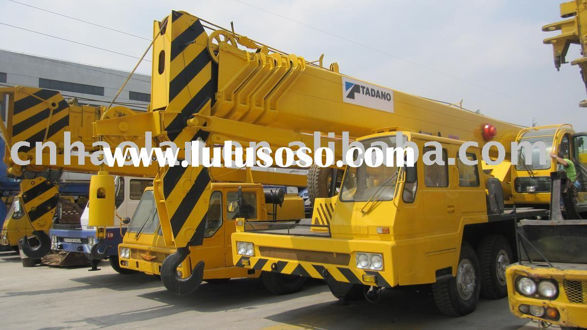 used mobile crane 65t for sale(used mobile crane used tadano crane truck crane)