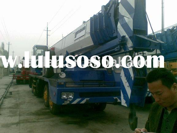 used tadano truck crane 65ton for sale