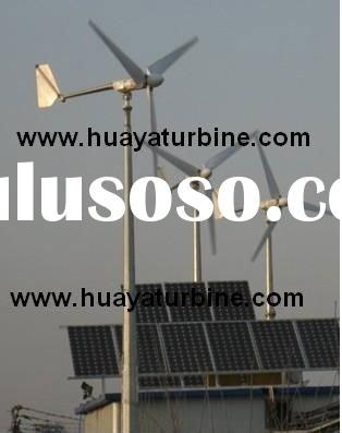 wind and solar energy system 5KW