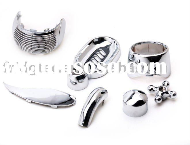 ABS plastic chrome plating service