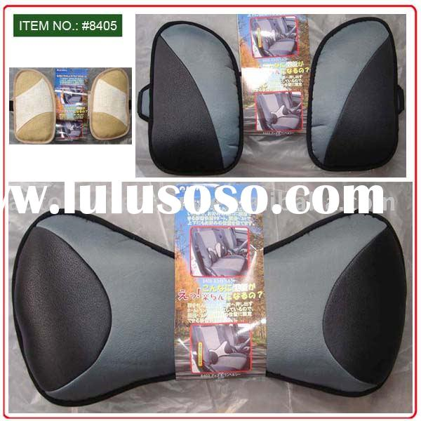 Back Support cushion (backrest cushion, car support cushion, back cushion, back seat cushion, waist