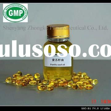 Omega 3 fatty acid oil - Perilla seed oil