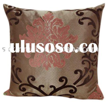 Polyester cushion cover/Jacquard cushion covers/seat cushion cover