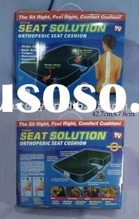Seat Solution  Memory foam cushion  ,  Memory foam orthopedic seat solution  orthopedic Seat Solutio