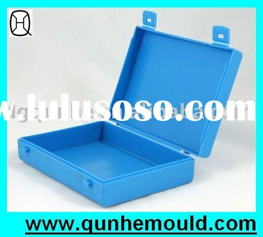 plastic battery case/box of molding service