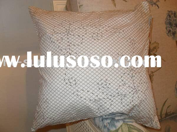 printed cotton sofa cushion/bed cushion cover/back cushion