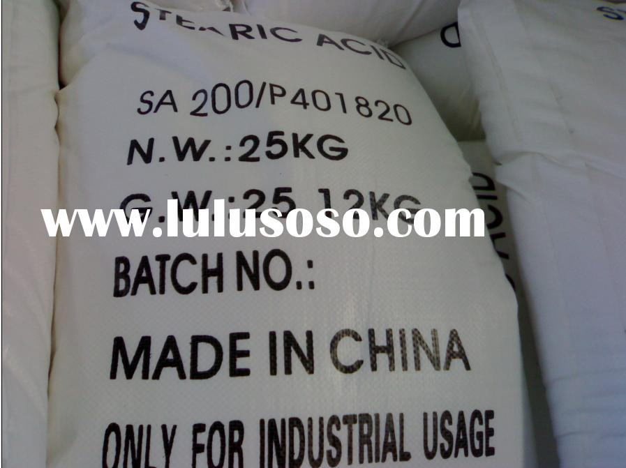stearic acid triple pressed